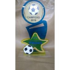 Troféu Esportivo Personalizado em acrílico 120104