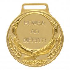 Medalha 39,5 mm de diâmetro em liga metálica - 39000