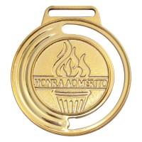 Medalha 40 mm de diâmetro em liga metálica - 40000