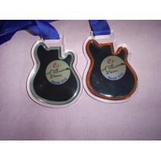 Medalha em acrílico personalizada - MA0001
