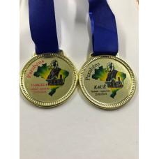 Medalha em metal personalizada - MMP0005