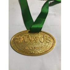 Medalhas em em fundição - MF0021