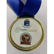 Medalha em metal  MF0023
