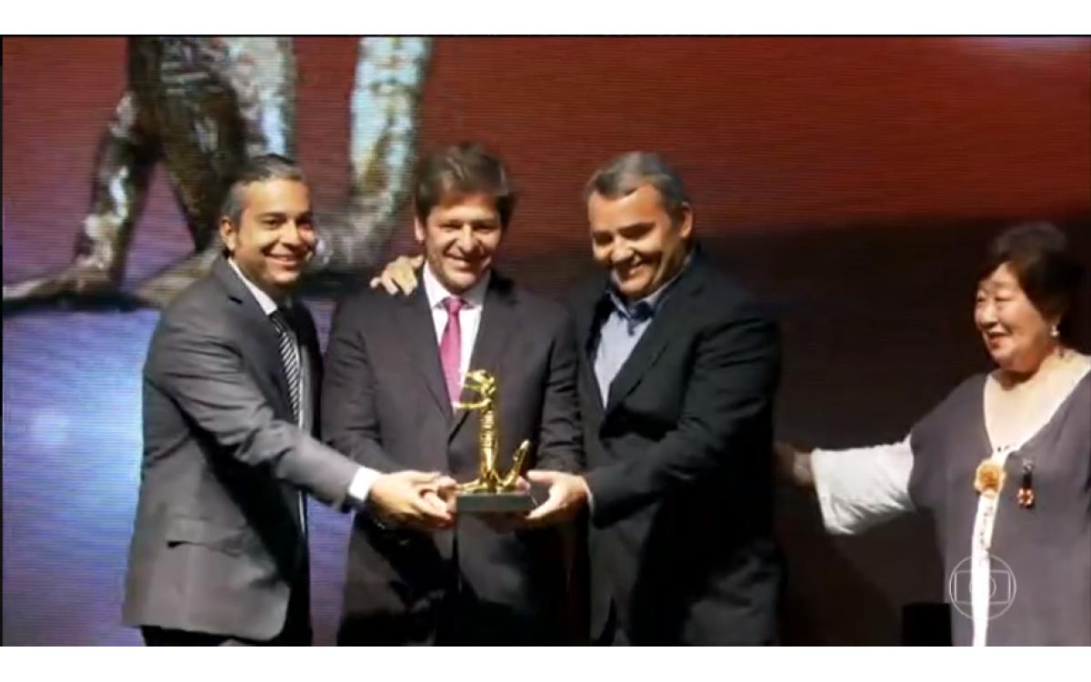 Prêmio TV Globo  - Prêmio Caio 2016