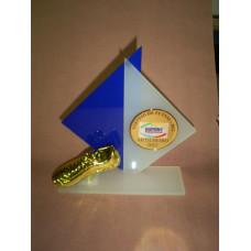 Troféu Esportivo personalizado FT01