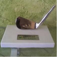 Troféu Esportivo personalizado GL01