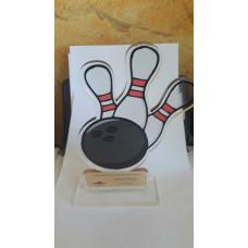 Troféu Esportivo personalizado BL01