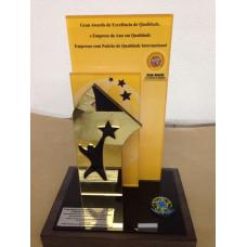Troféu Empresarial Personalizado E12020