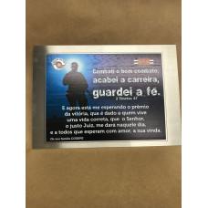 Placa de homenagem - PL-8016